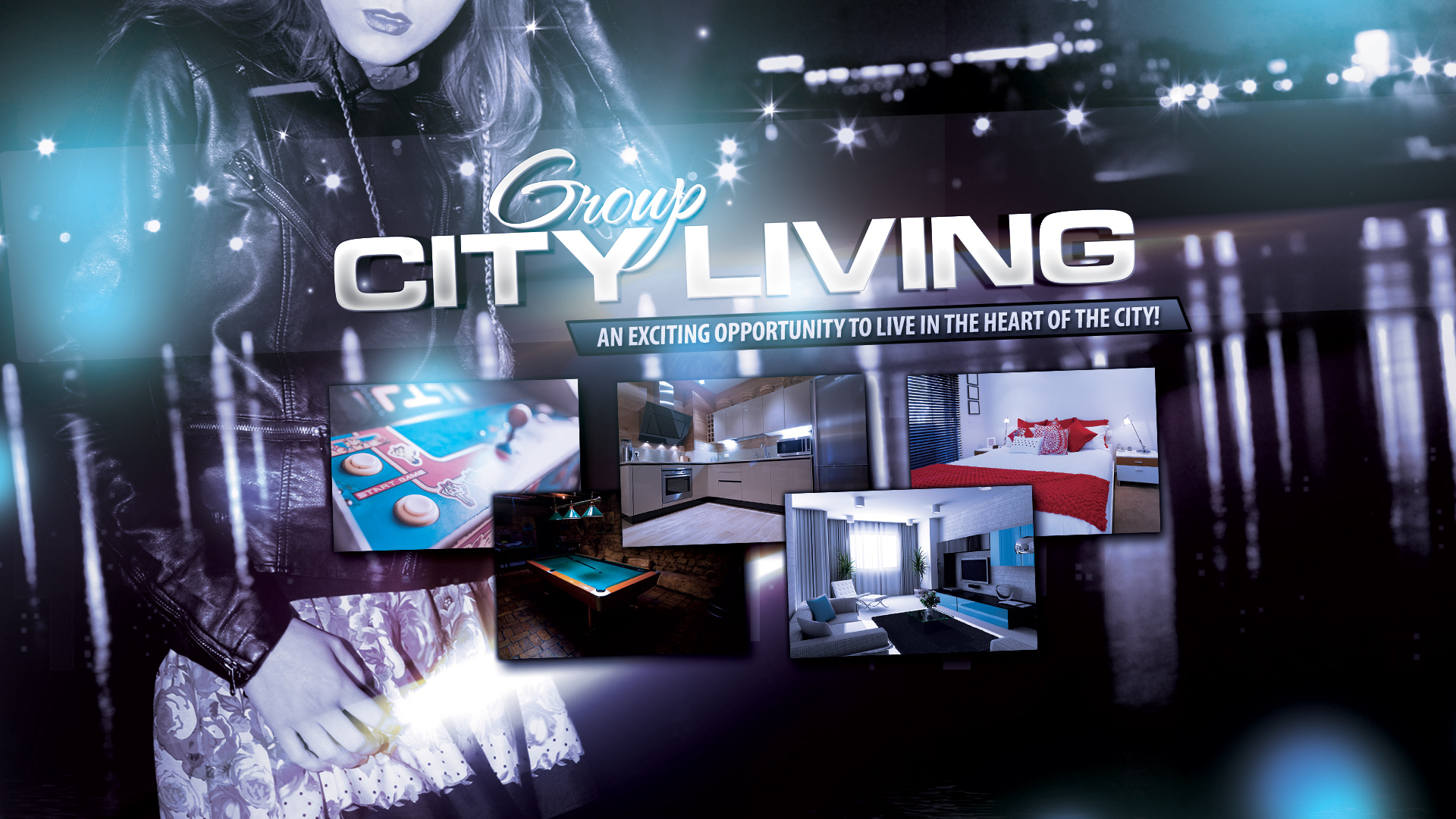 GROUP CITY LIVING